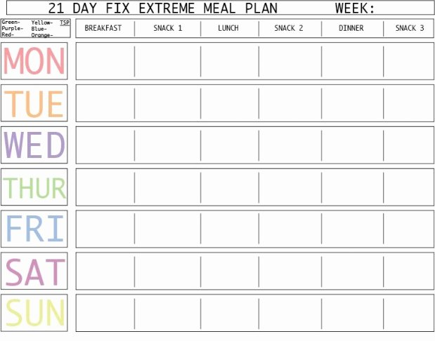 """Search Results for """"21 Day Fix Blank Template"""" – Calendar 2015"""