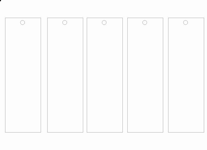 """Search Results for """"blank Bookmark Template for Word"""