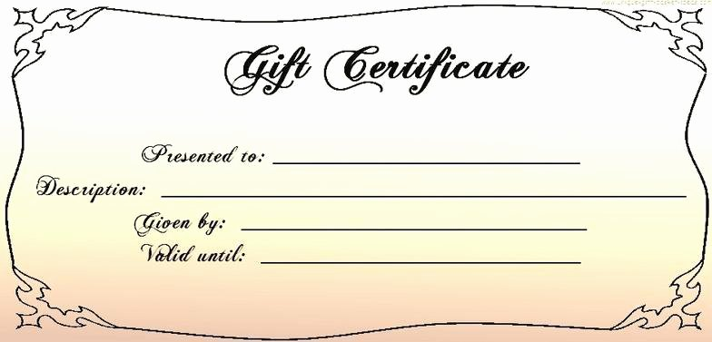 "Search Results for ""blank Gift Certificate Template"