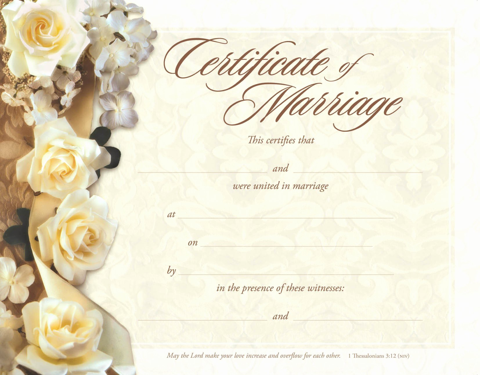 """Search Results for """"christian Marriage Certificate"""