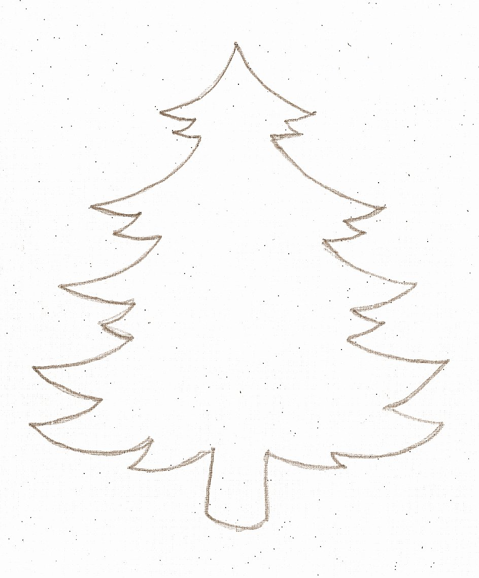 "Search Results for ""christmas Tree Stencil Template"