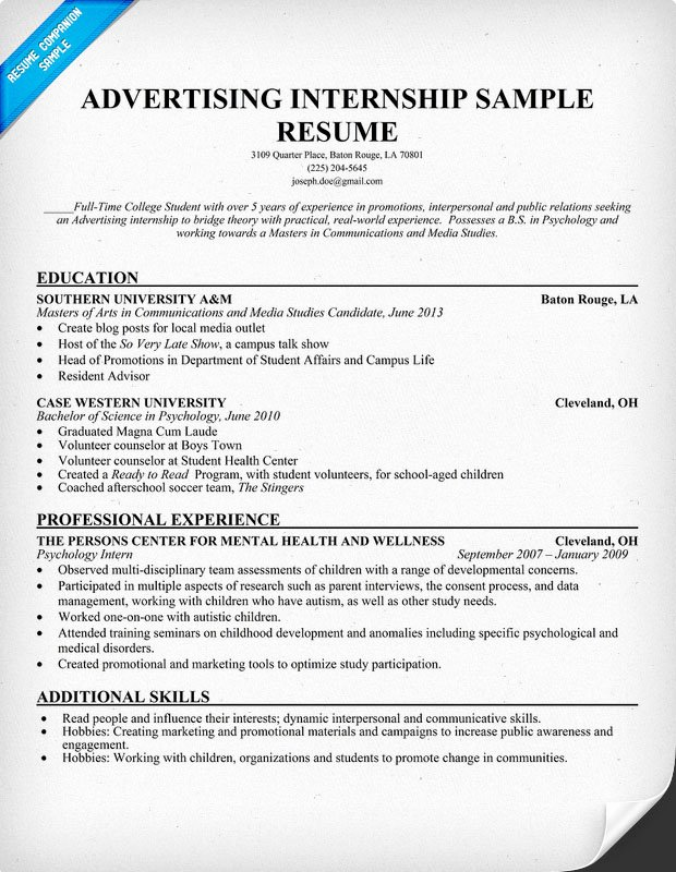 "Search Results for ""college Student Resume Example"