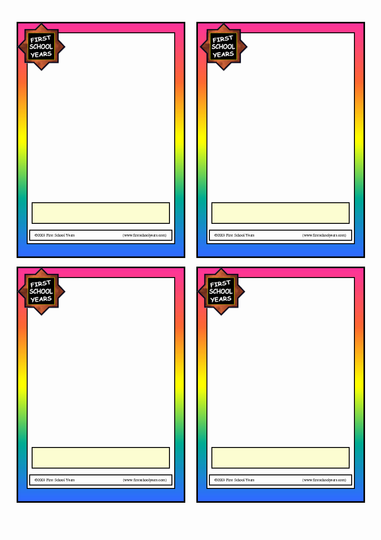 "Search Results for ""free Printable Blank Calendar Cards"