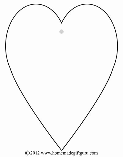 "Search Results for ""heart Shape Template to Print"