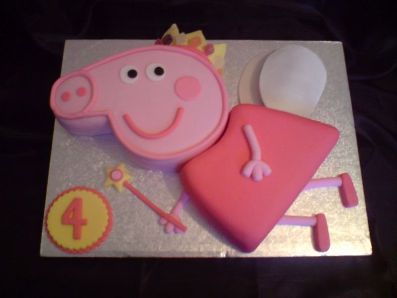 "Search Results for ""peppa Pig Cake Template"" – Calendar 2015"