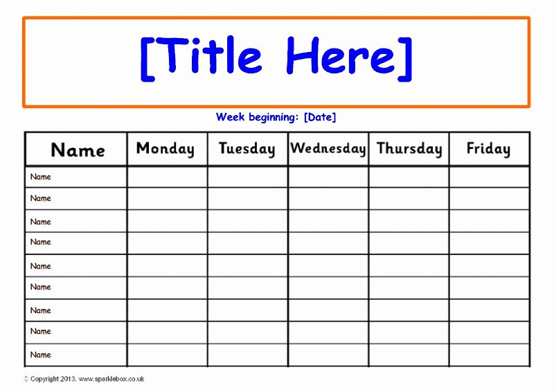 """Search Results for """"weekly Behavior Chart"""" – Calendar 2015"""