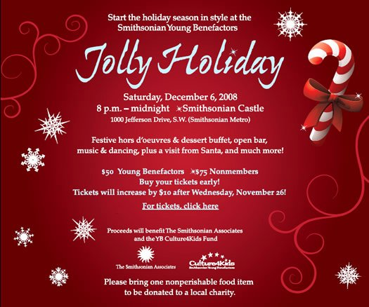 Season Holiday Invitation