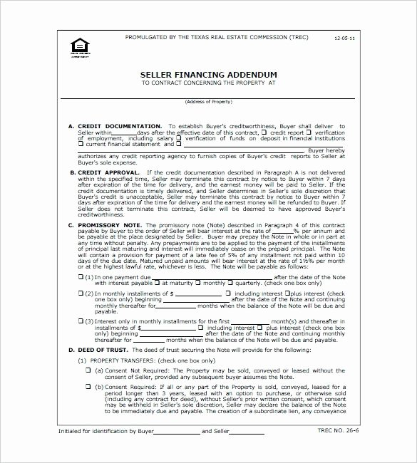 Secured Promissory Note Real Estate Template Installment