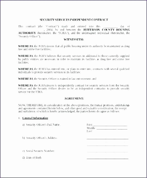 Security Guard Proposal Template Security Proposal