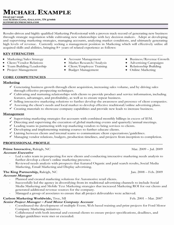 See How to Write A Functional Skills Resume Here