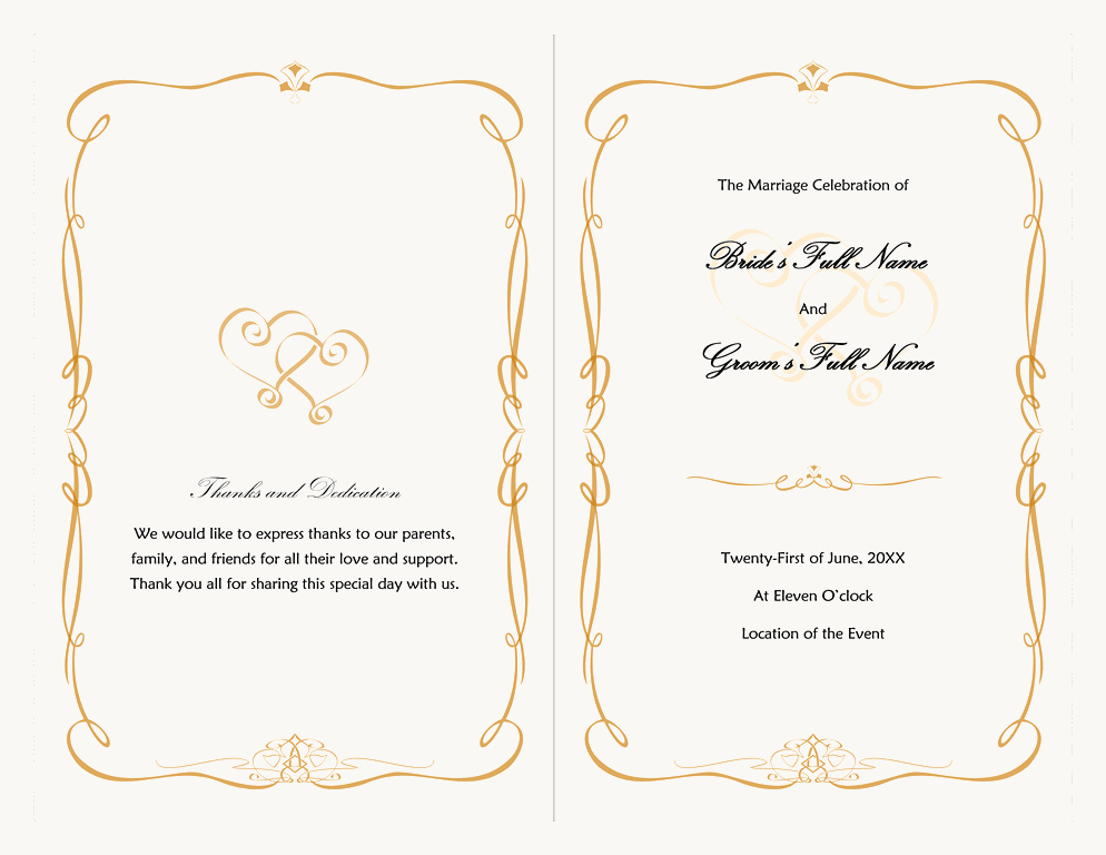 Seeking for Template Wedding Favor Tag