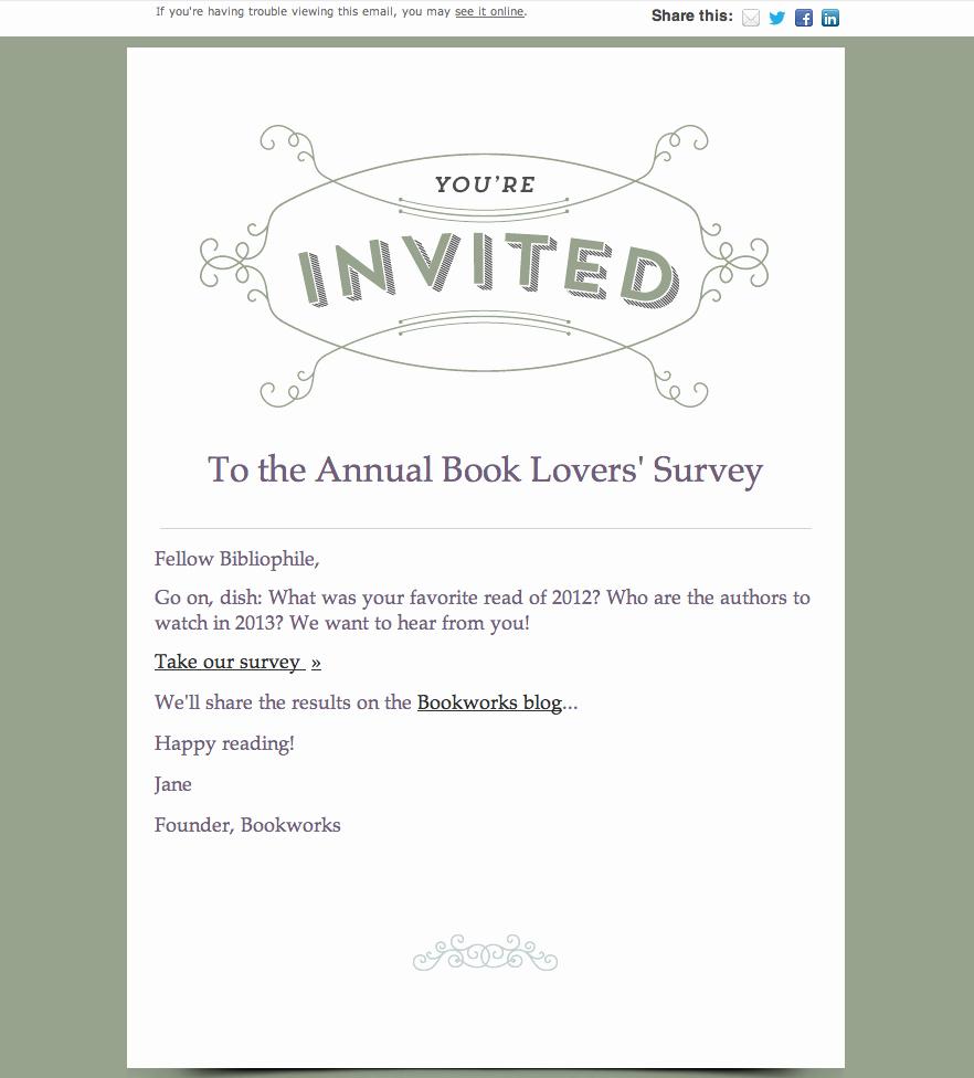 Seminar Invite Templates