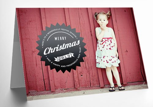 Shop Christmas Card Templates for Graphers for