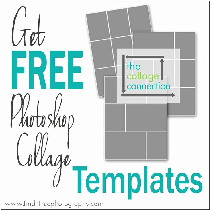Shop Collage Template