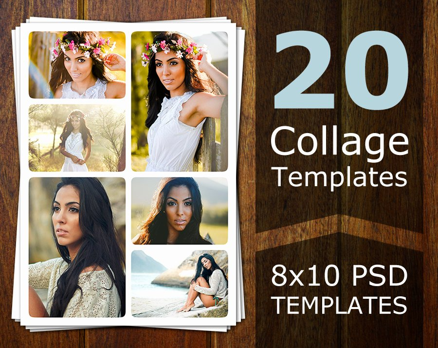 Shop Collage Templates Collage Templates