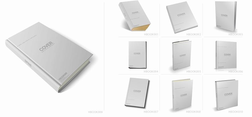 Shop Generated 3d Book Covers for Book Promotion and