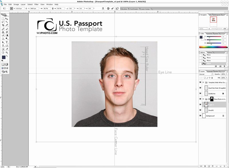 Shop Passport Template V1 1