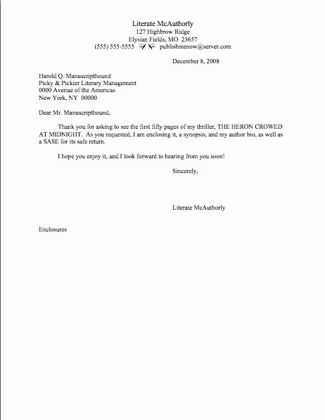 Short Cover Letters Examples Letter Template