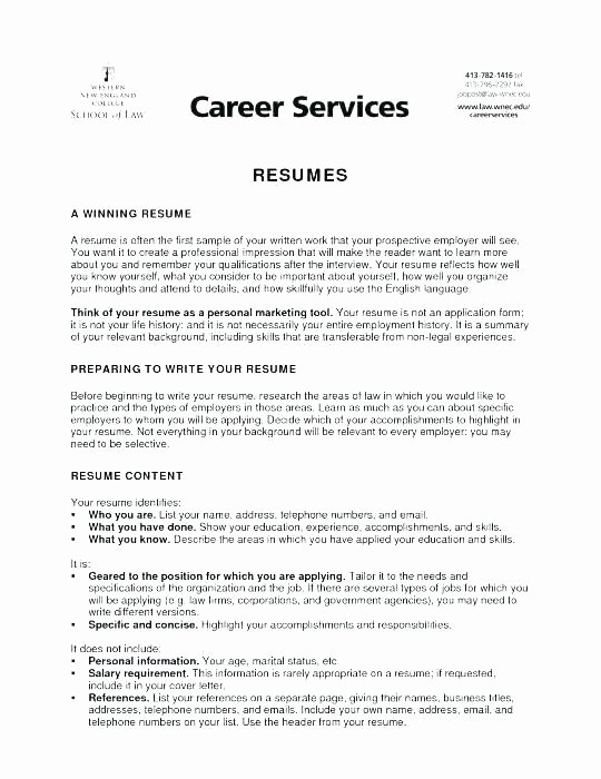 Should A Resume Have References – orlandomoving