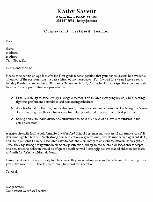 Simple Cover Letter Examples Uk Elegant Administrator