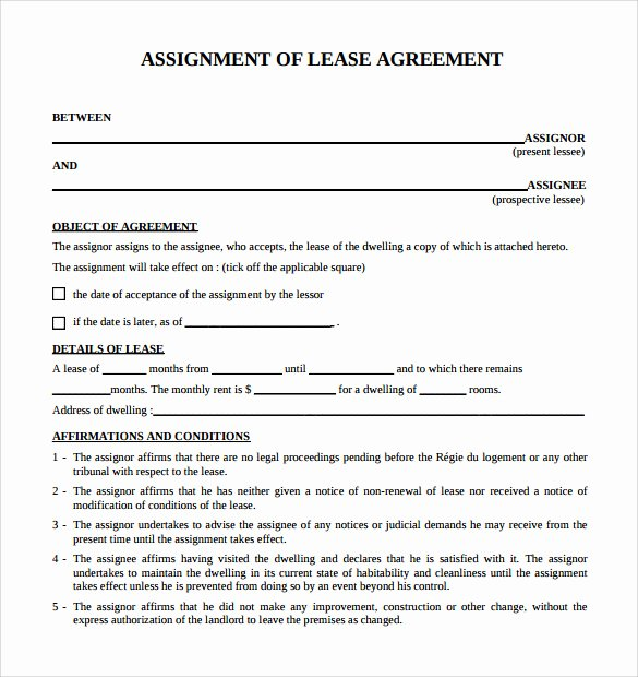 Simple Lease Agreement 8 Download Free Documents In Pdf