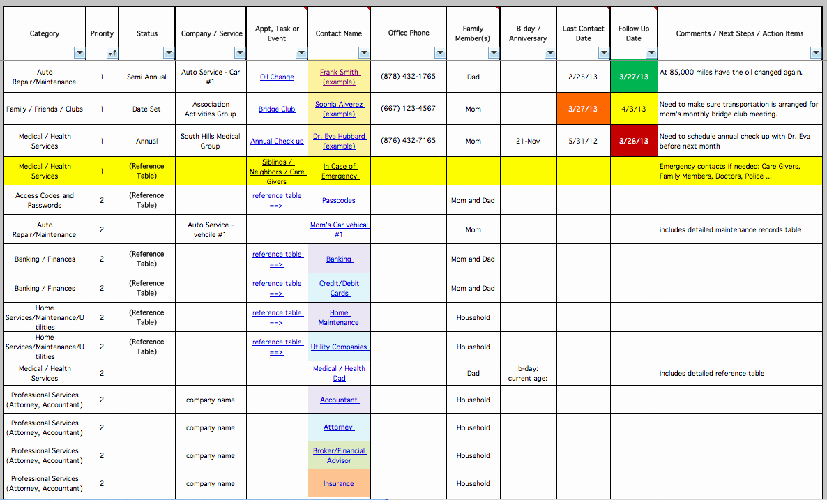 Simple Project Plan Template 3 Free Excel Spreadsheet