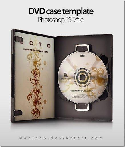 Slim Dvd Cover Template