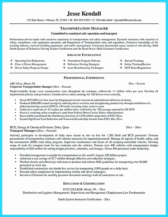 Small Business Owner Job Description for Resume