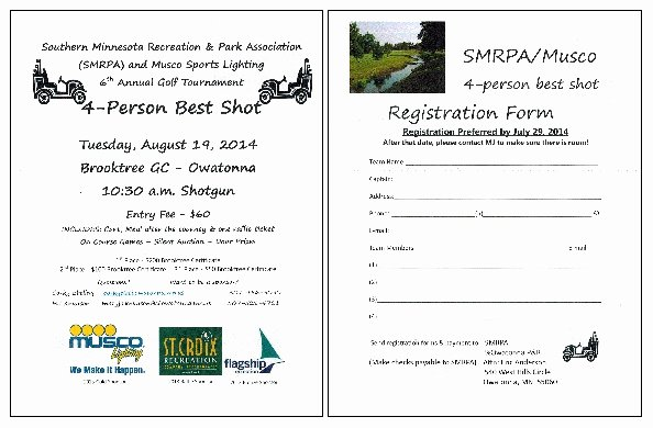 Smrpa & Musco Sports Lighting 6th Annual Golf tournament