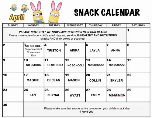 Snack Schedule Related Keywords Snack Schedule Long Tail
