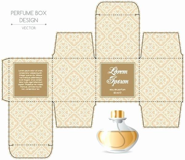 Soap Box Design Template Simple Packaging Elegant Tea