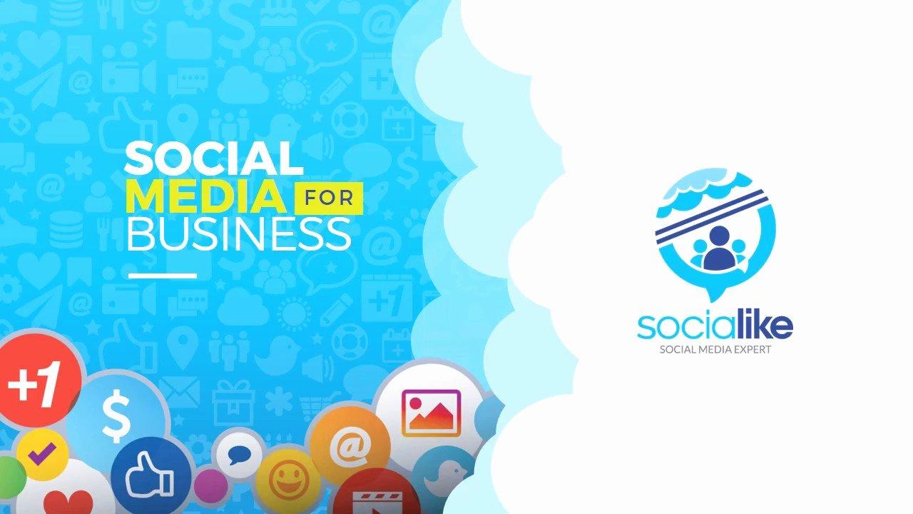 Social Media Powerpoint Presentation