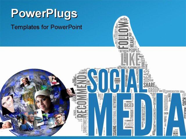 Social Media Ppt Presentation