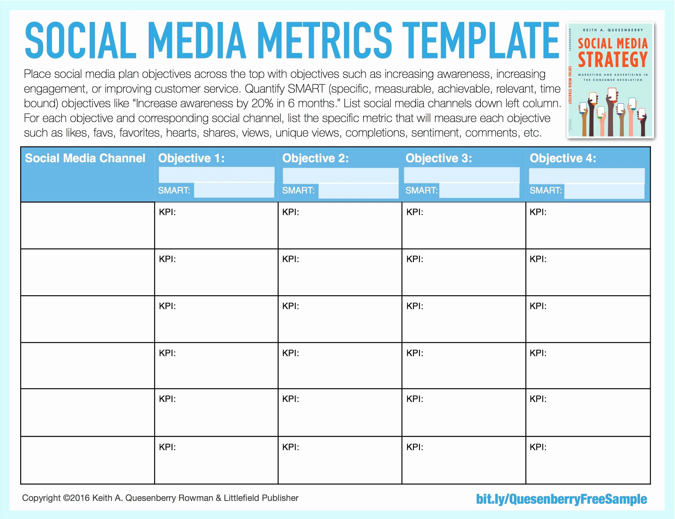 Social Media Templates Keith A Quesenberry