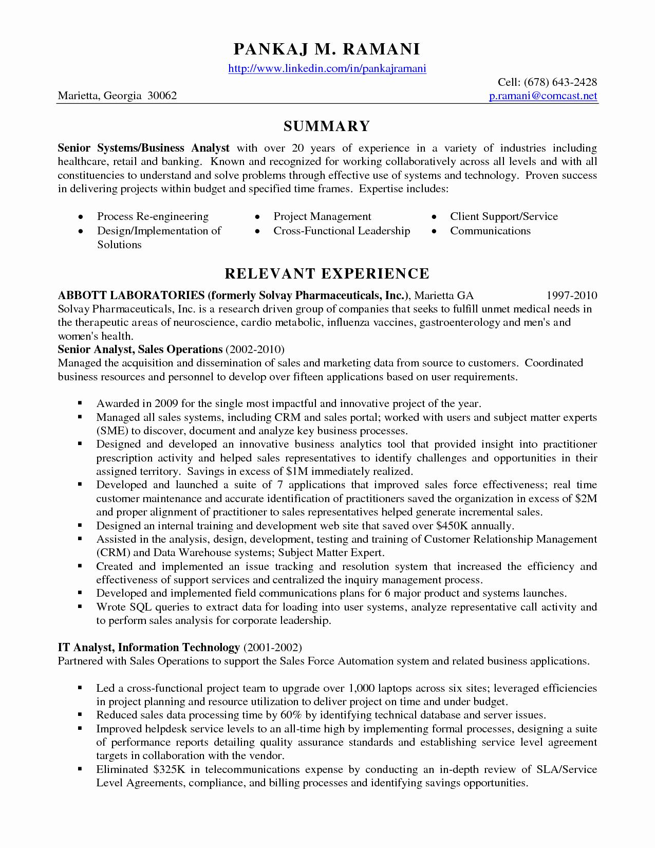 Software Configuration Management Analyst Resume