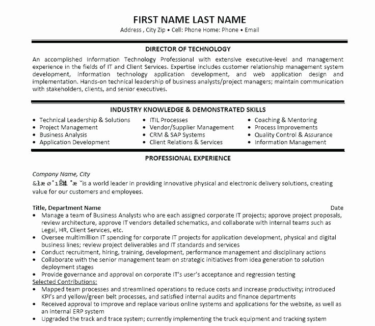 Software Engineer Resume Templates – Gyomorgyurufo