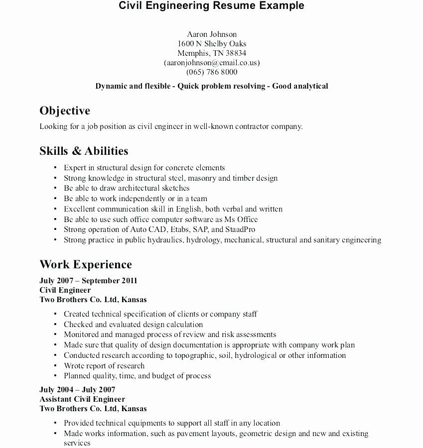 Software Engineering Resume Example – Creero