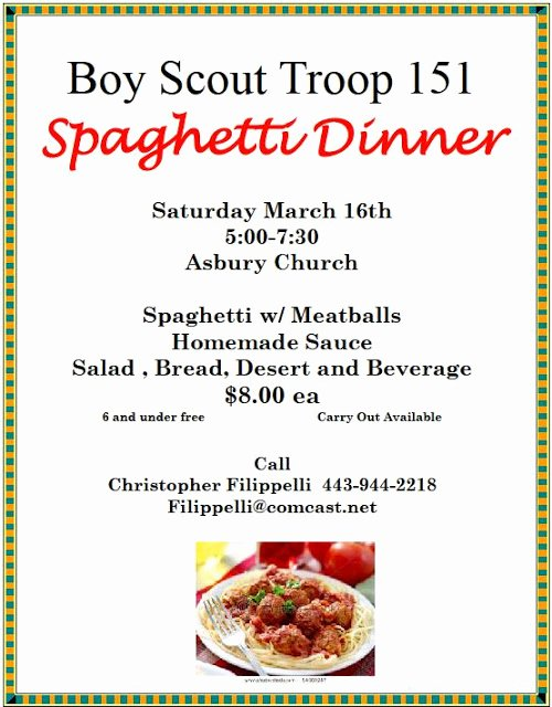 Spaghetti Dinner Fundraiser Related Keywords Spaghetti