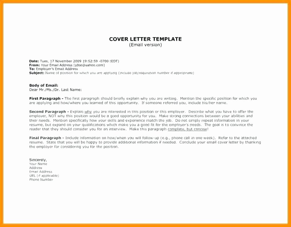 Speculative Cover Letter Sample Interview Grabbing Job