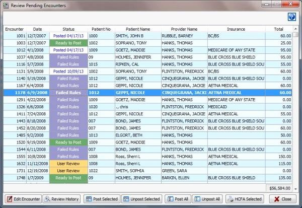 Speech therapy Scheduling software