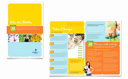 Travel Agency Brochure Template Word & Publisher – Latter