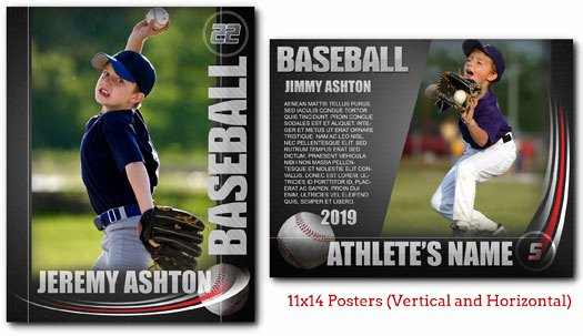 Sports Card Template Shop Templates Collections