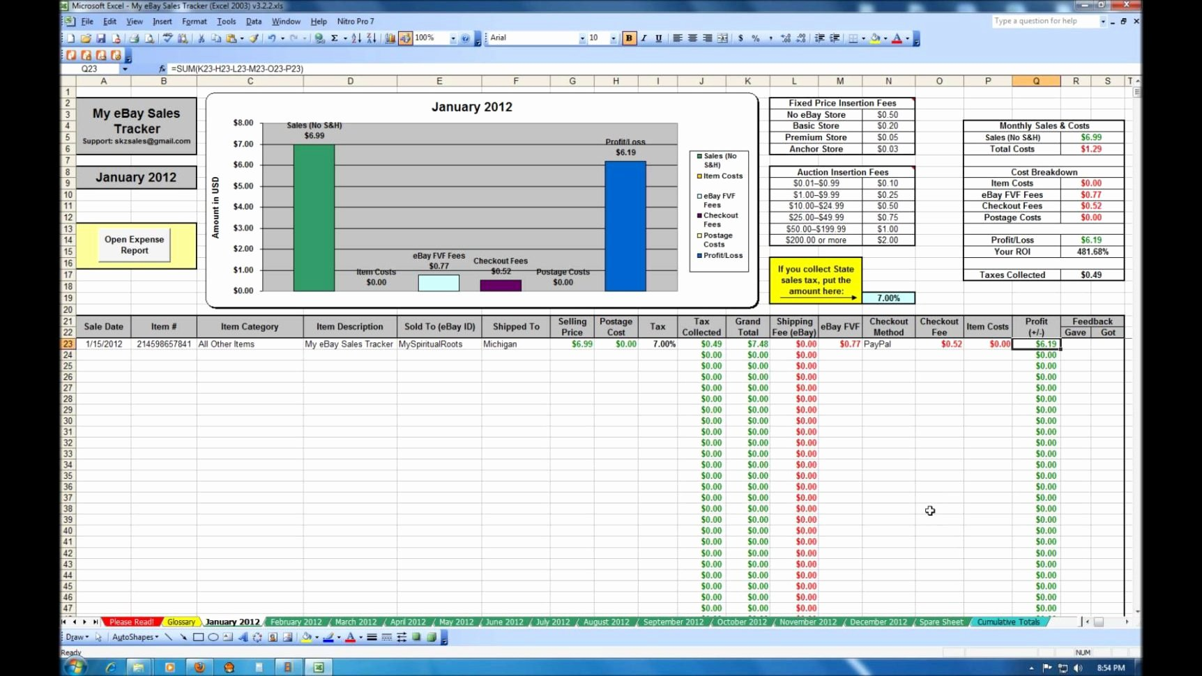 Spreadsheet Template Accounting Spreadsheets Excel Excel