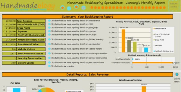 Spreadsheets for Small Business Excel Spreadsheet Template