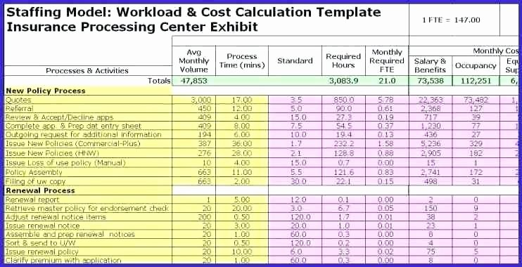 Staffing Plan Template Excel Vacation – Reliablein Eub