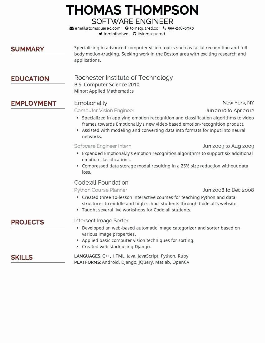 Standard Paper Size for Resume Annecarolynbird