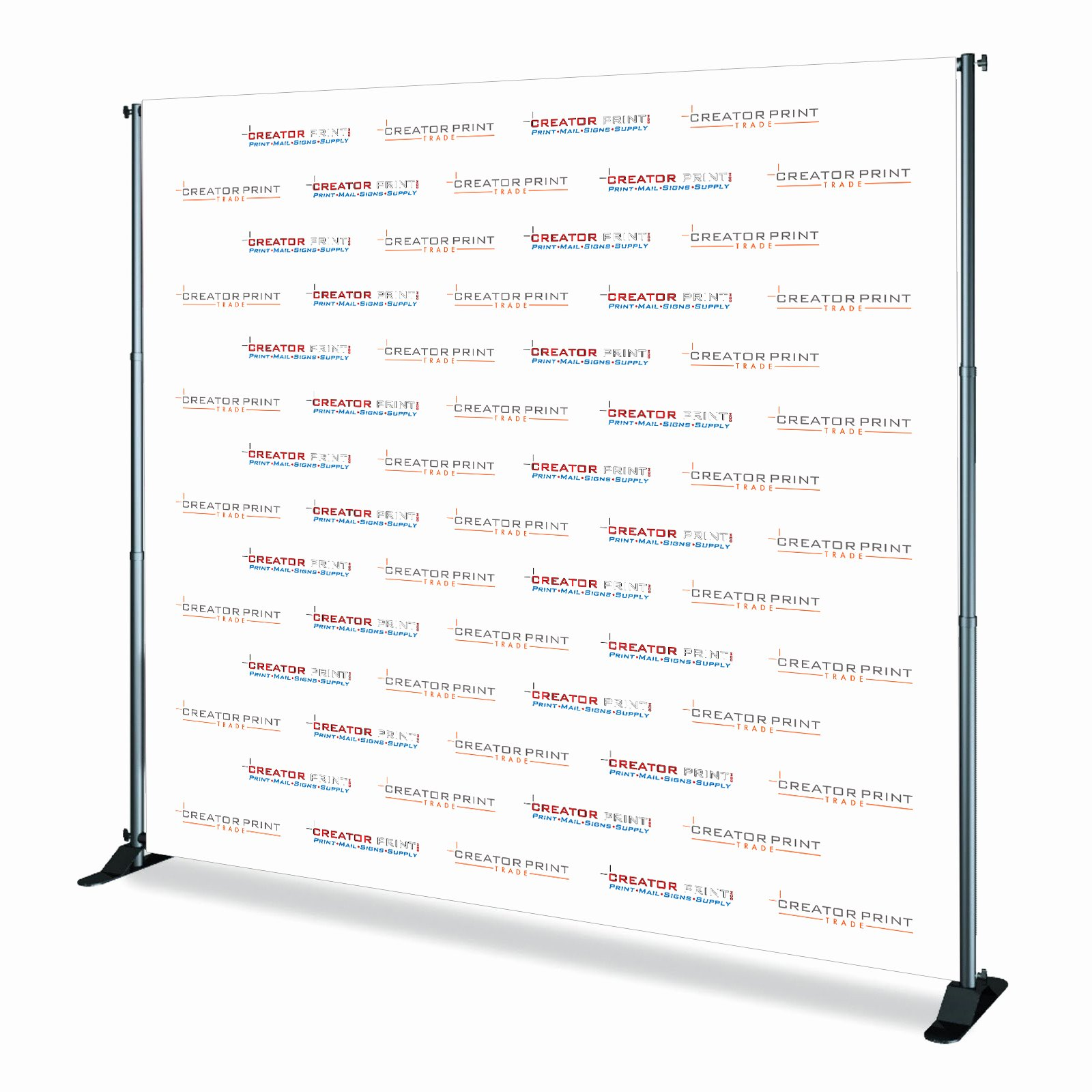 Step and Repeat Stand and Banner Printing Los Angeles