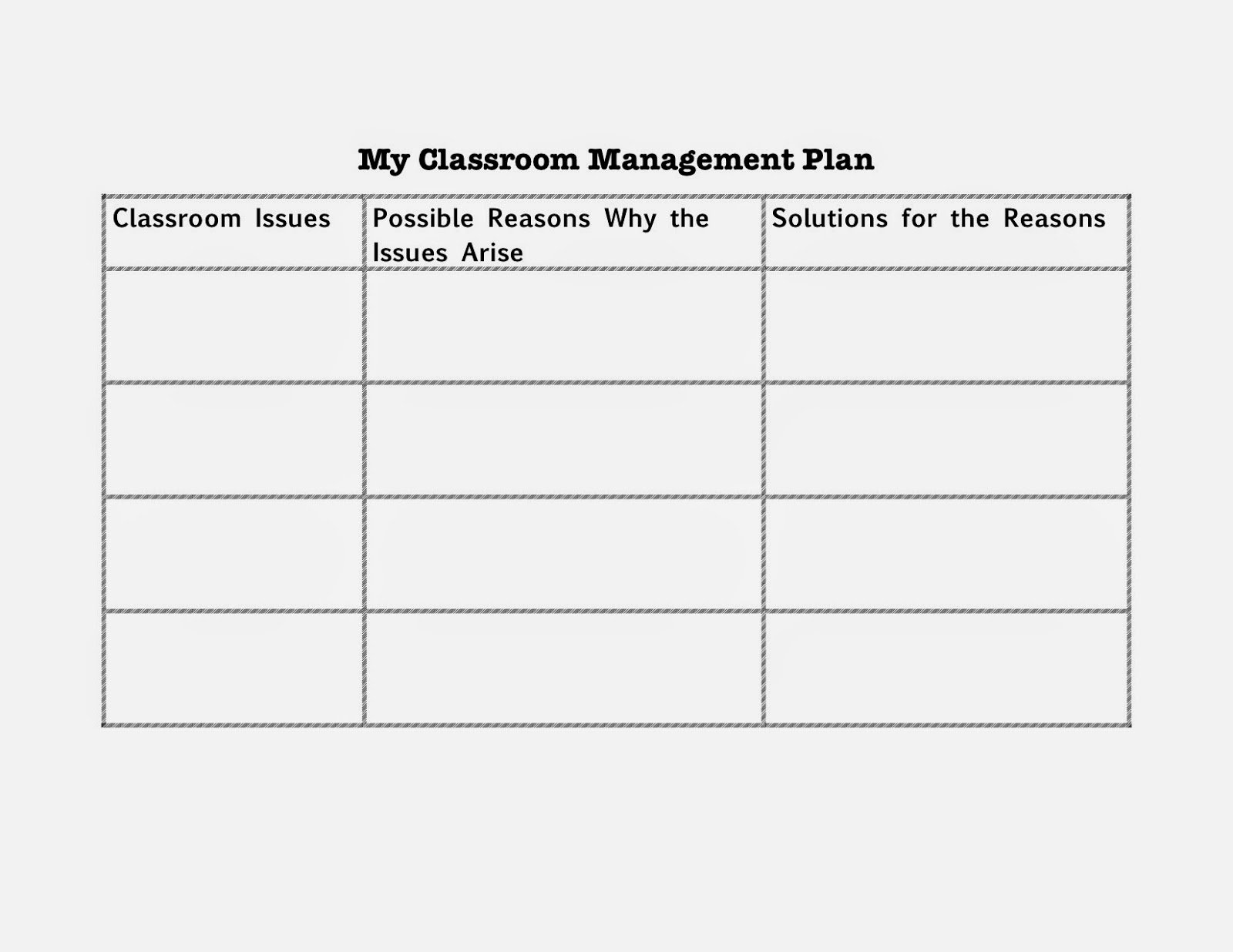Sticky Notes and Notebooks Classroom Management Series 2