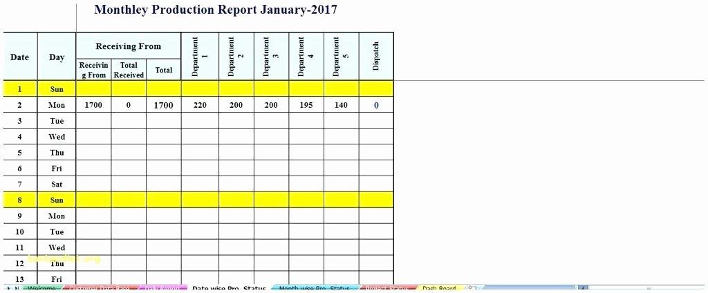 Stock Report Template Excel – Fatfreezingub