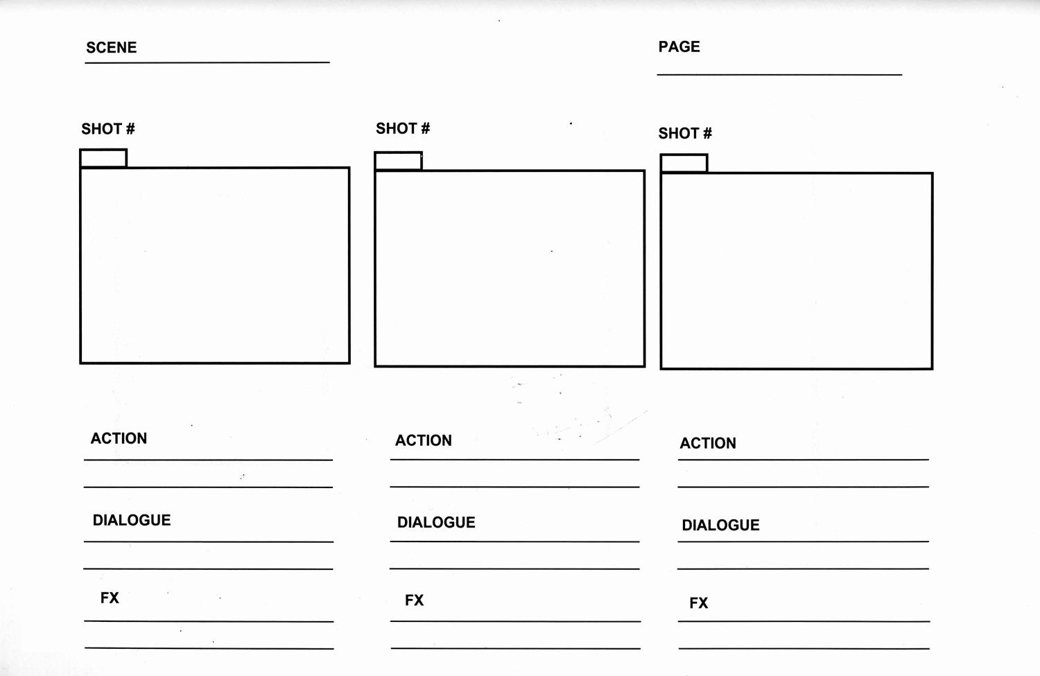 Storyboarding – Creativepractices200